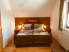 Schlafzimmer Nr.1 Doppelbett