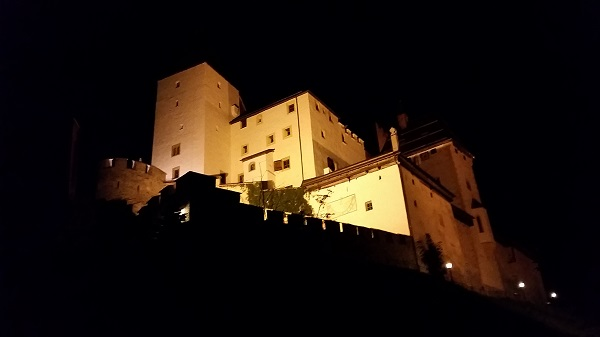 """Unser Wahrzeichen """"Burg Mauterndorf"""""""