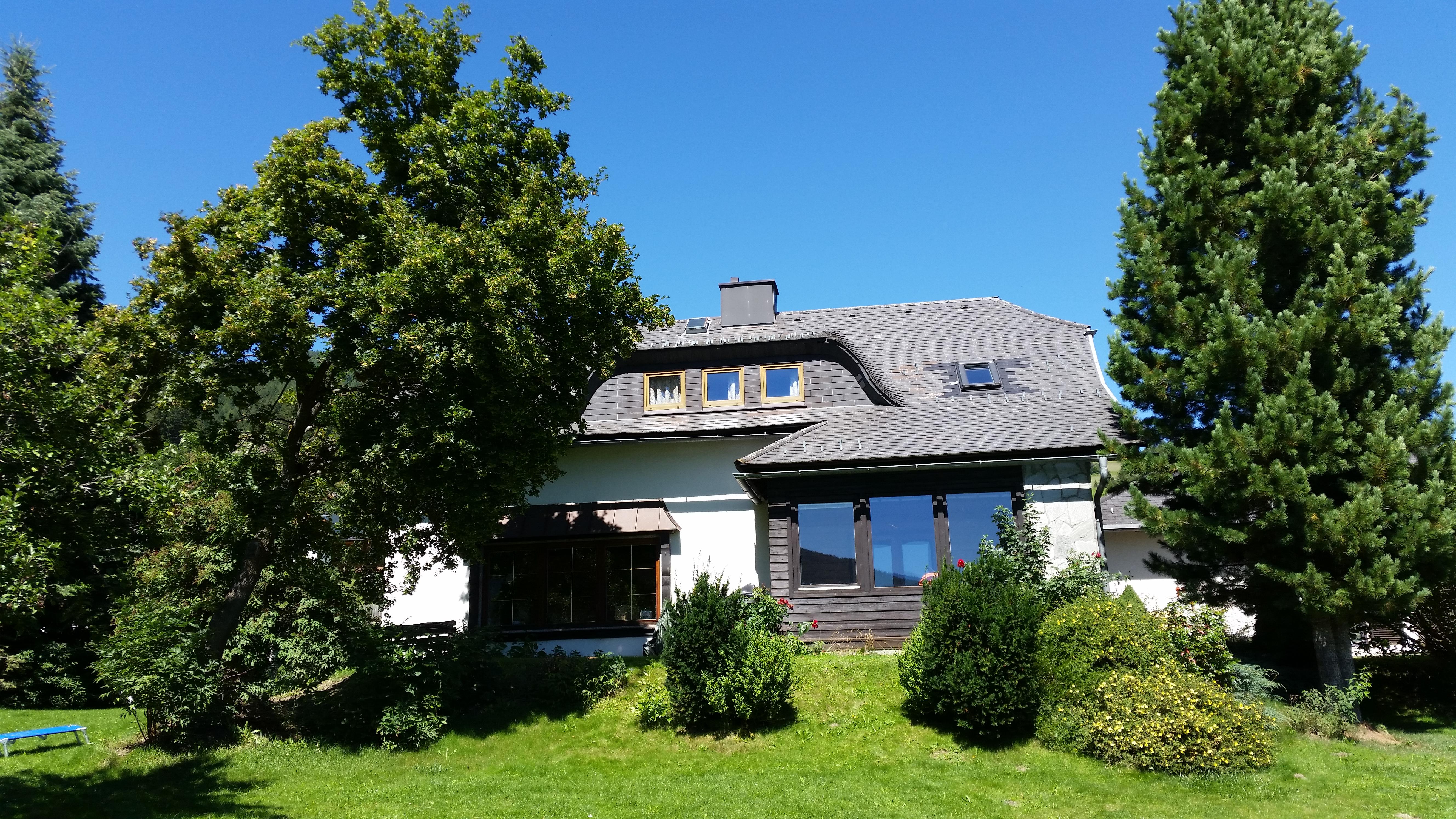Das Haus Ferienhaus Weber
