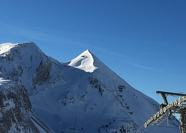 Pistenkilometer, Apres Ski, Panorama = Obertauern